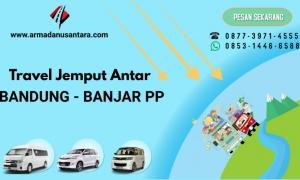 Pemesanan Travel Bandung - Banjar PP
