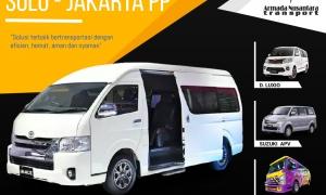 Armada Travel Solo Jakarta