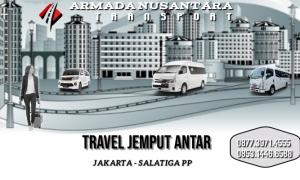 Pmesanan Tiket Travel Jakrta Salatiga PP