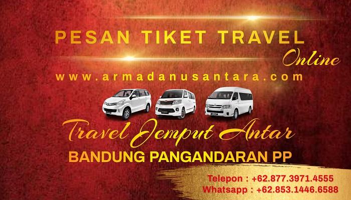 Pemesanan Tiket Travel Bandung Pangandaran