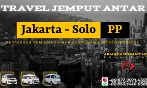 Pemesanan Tiket Jakarta Solo PP