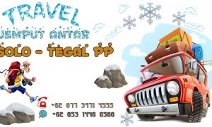 Pemesanan Tiket Travel Solo Tegal PP