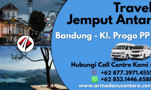 Pemesanan Tiket Travel Bandung KUlon Progo